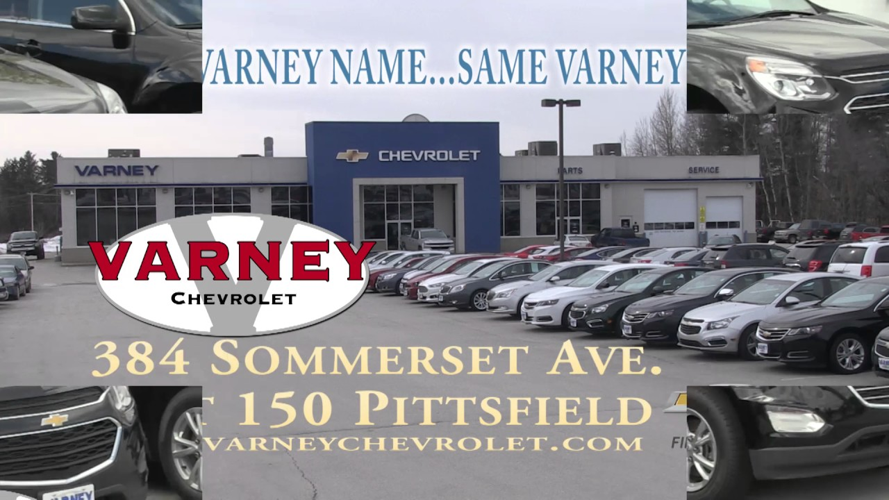 VARNEY CHEVROLET JUNE INCENTIVE 306 RMVP HD CREDIT