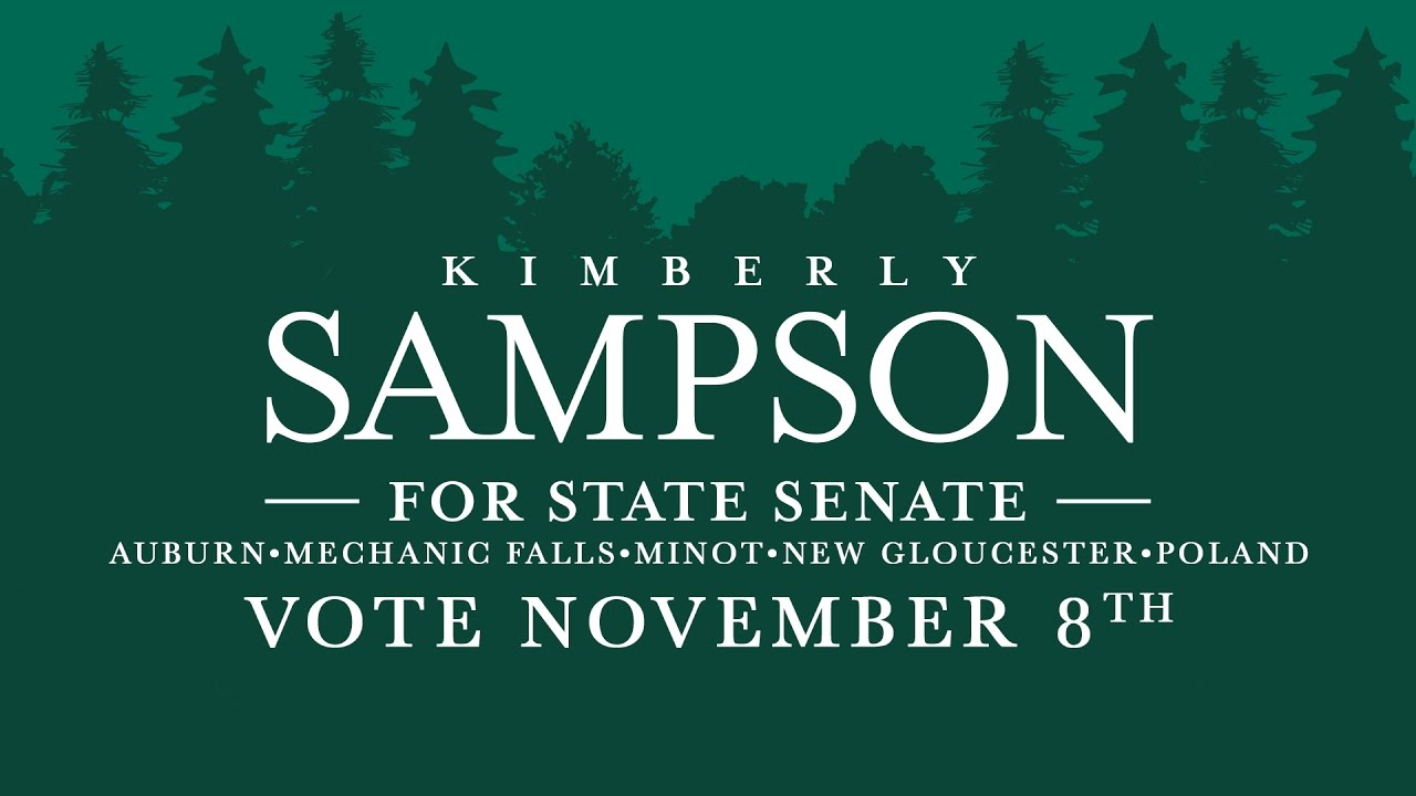 SAMPSON FOR SENATE SAMPSON 2016 RMVP286 HD