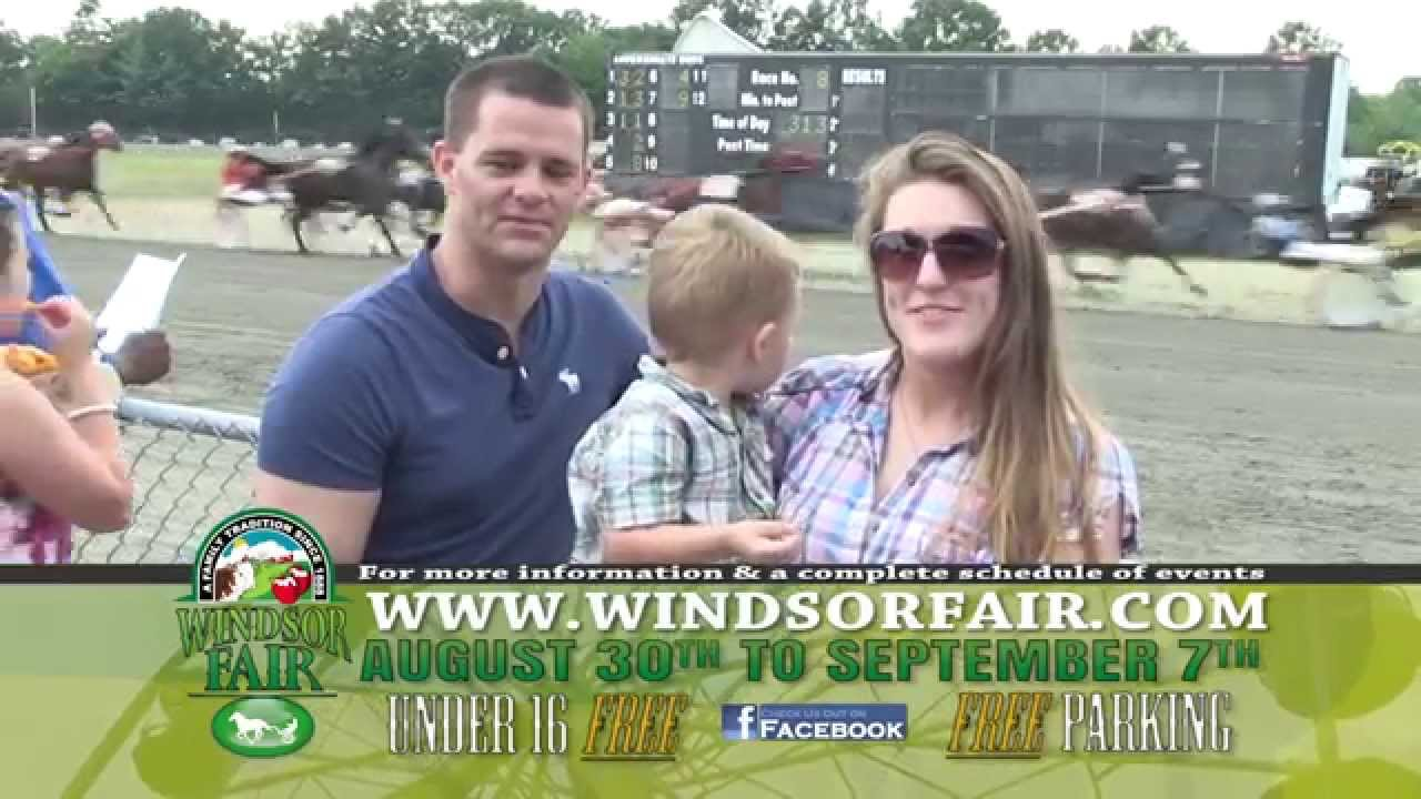 WINDSOR FAIR WEEKDAY 715 RMVP257A HD