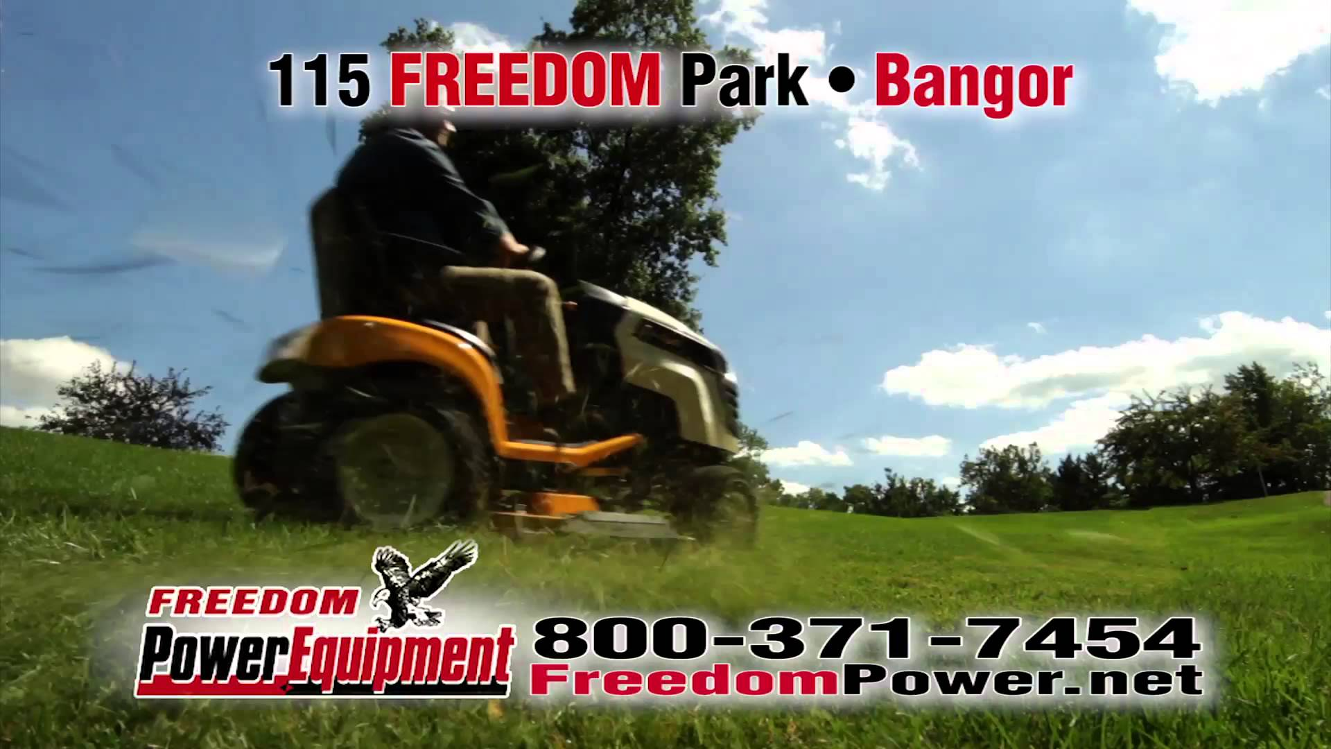 FREEDOM POWER CUB ON DEMAND FINANCING 514 CUBT0005000H RMVP194 HD