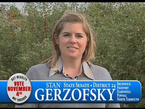 GERZOFSKY FOR SENATE GERZOFSKY 914 C RMVP211C SD