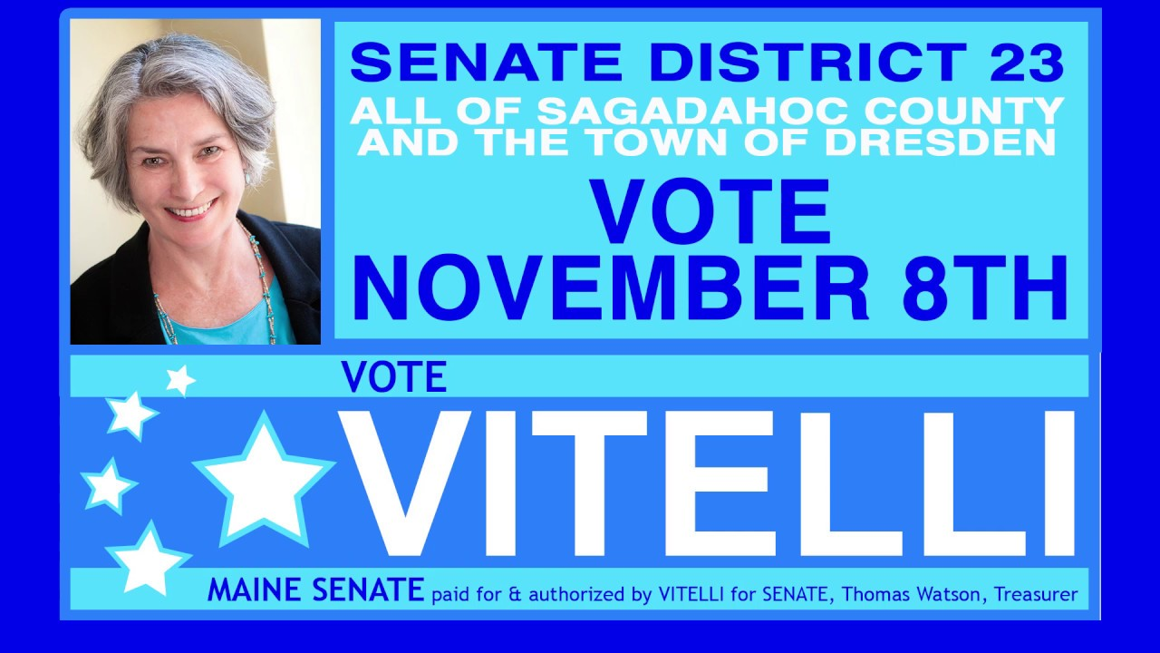 VITELLI FOR SENATE VITELLI 2016 RMVP287 HD
