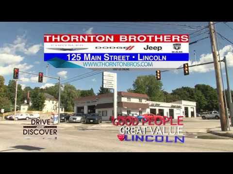THORNTON BROTHERS DRIVE & DISCOVER 301 RMVP301 HD CREDIT