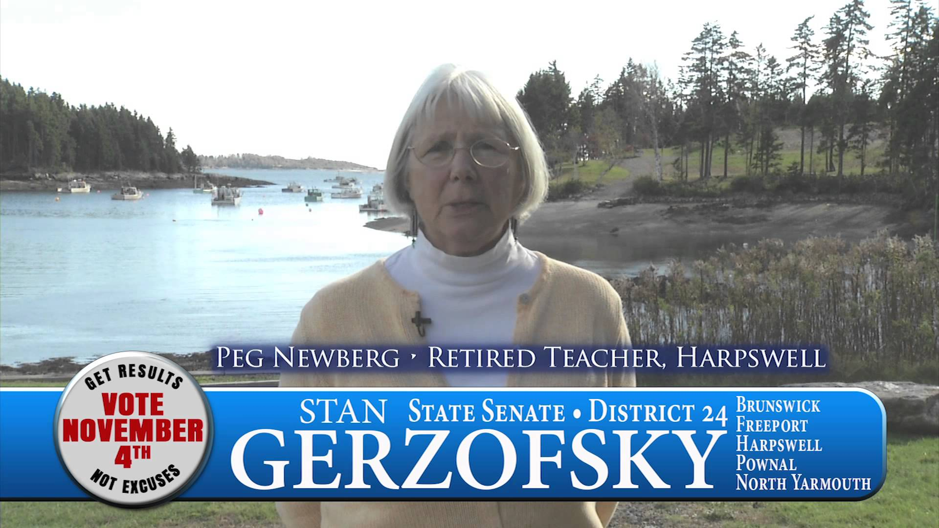 GERZOFSKY FOR SENATE GERZOFSKY 914 A RMVP211A HD