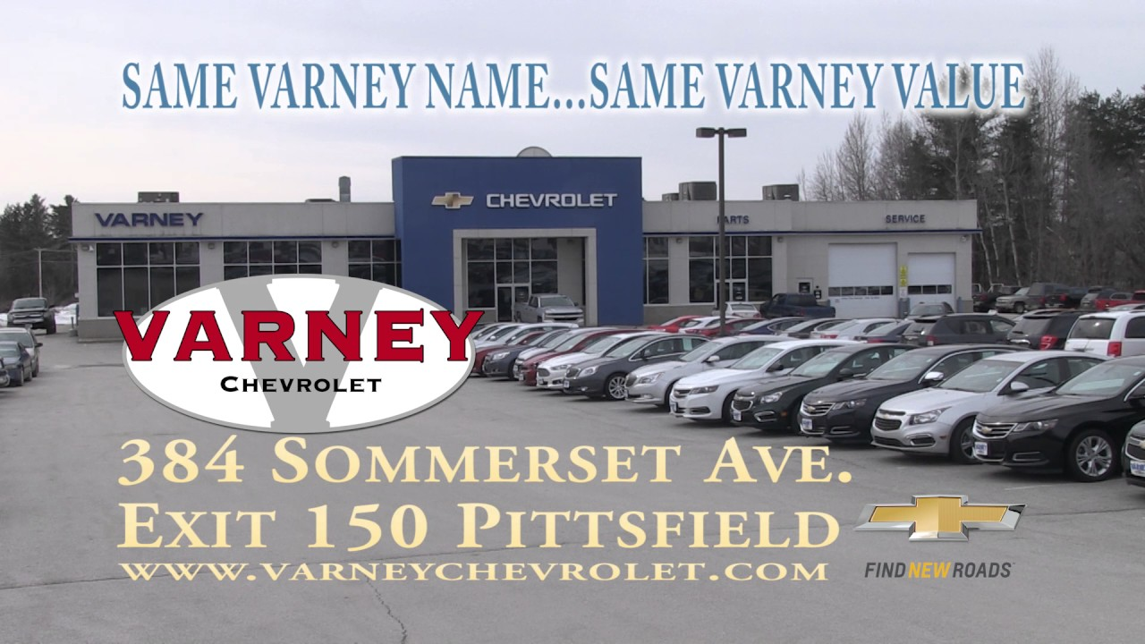 VARNEY CHEVROLET COLORADO 302 RMVP CREDIT